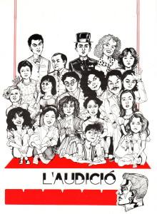 1987 L'AUDICIÓ disseny Jesús Padilla