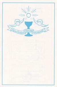 1988 ORACIÓN disseny Enrique Herreras
