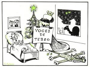 1990 VOCES DE TEBEO disseny Matoses