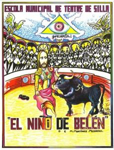 1991 EL NIÑO DE BELÉN disseny Jesús Padilla