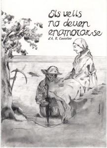 1997 ELS VELLS NO DEUEN ENAMORAR-SE disseny Susanna Morant
