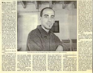 1999 Entrevista en El Punt 2
