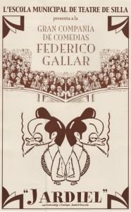 2001 JARDIEL disseny Ramon Moreno