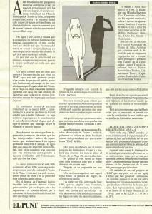 2002 Escrit en El Punt