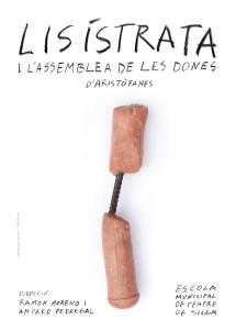 2008 LISÍSTRATA I L'ASSEMBLEA DE LES DONES disseny Assad Kassab