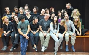 2011 El grup amb Gerardo Esteve