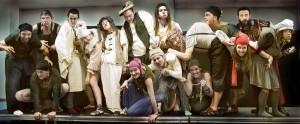 2013 L'escola dels bufons Probes vestuari