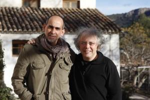 2013 Ramon Moreno amb Fabio Mangolini