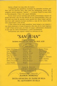 1995 San Juan, segons nosaltres