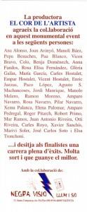 1995 XIII festival internacional de play back - Villa de Silla