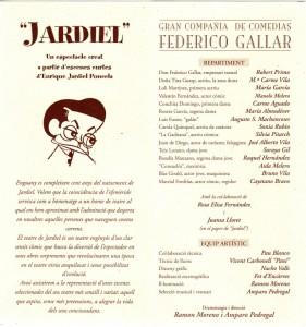 2001 Jardiel