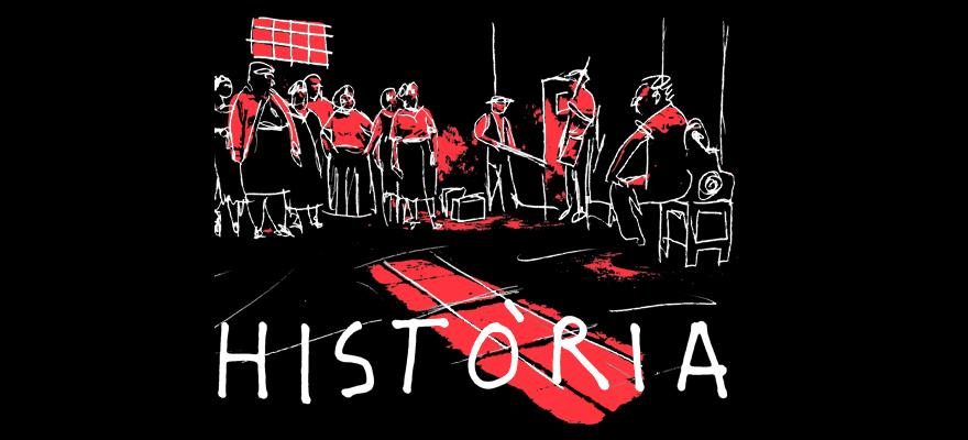 historia val